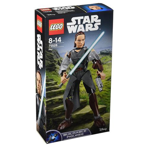 Stavebnice LEGO Star Wars Rey, 85 dílků