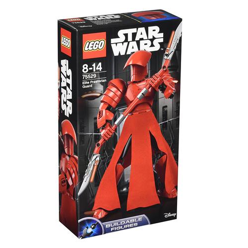 Stavebnice LEGO Star Wars Elitní pretoriánská stráž, 92 dílků