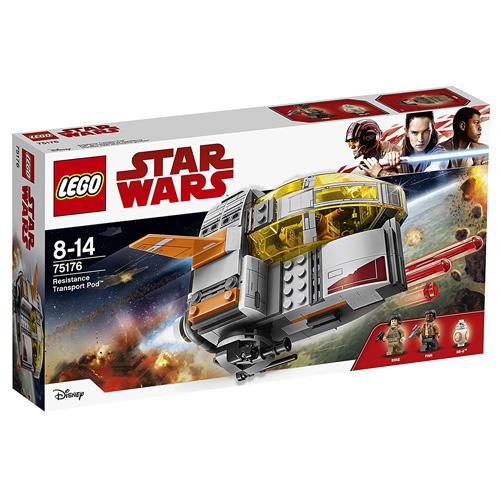 Stavebnice LEGO Star Wars Transportér Odporu, 294 dílků
