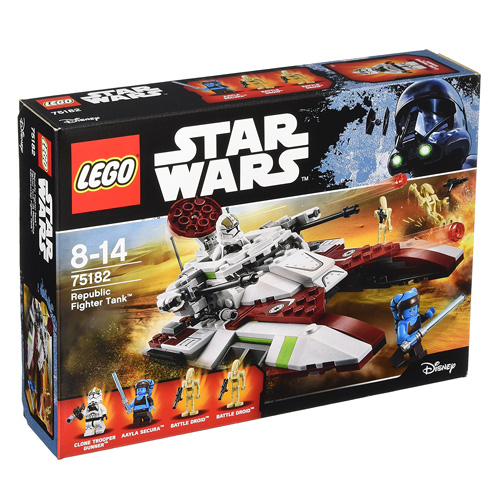 Stavebnice LEGO Star Wars Republic Fighter Tank™, 305 dílků