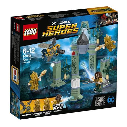 Stavebnice LEGO Super Heroes Bitva o Atlantidu, 197 dílků
