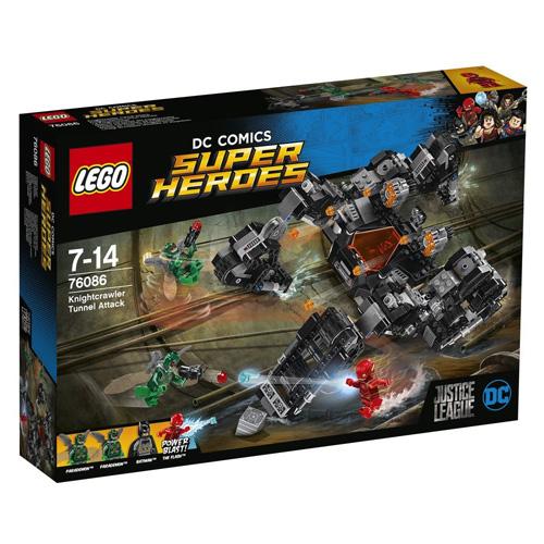 Stavebnice LEGO Super Heroes Útok Knightcrawleru, 622 dílků