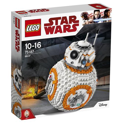 Stavebnice LEGO Star Wars BB-8™, 1106 dílků
