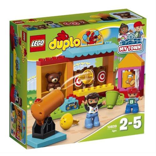 Stavebnice LEGO Duplo Střelnice, 32 dílků