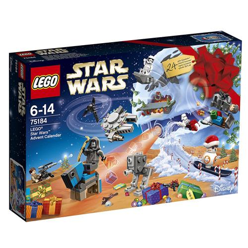 Stavebnice LEGO Star Wars Adventní kalendář, 309 dílků