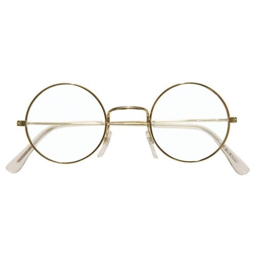 Kulaté brýle Widmann Pro Santu, zlaté