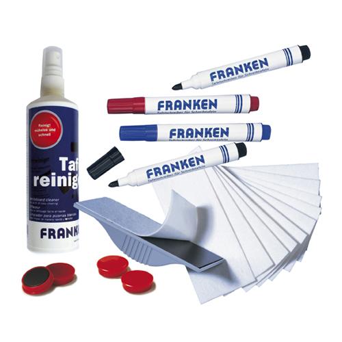 Startovací sada Franken Pro magnetické tabule