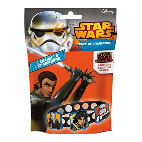 Náramky Disney Craze Star Wars, 12 motivů