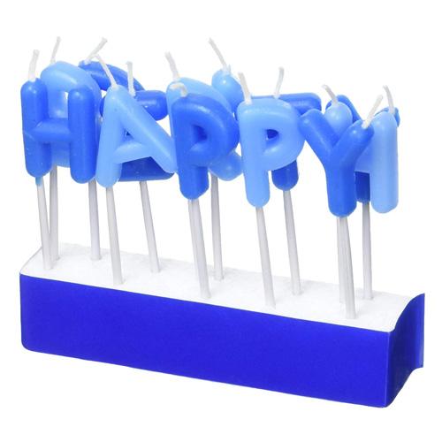 Amscan Kerzen Happy Birthday