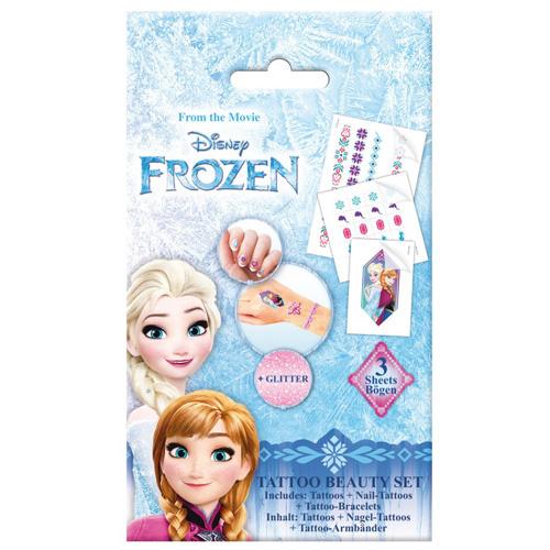 Tetování Disney Craze Ledové království