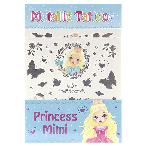 Metalické tetování My Style Princess Princess Mimi