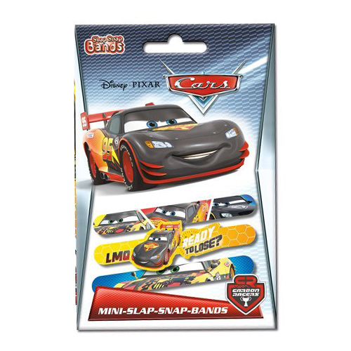 Náramky Disney Craze Auta 2: Carbon Racers