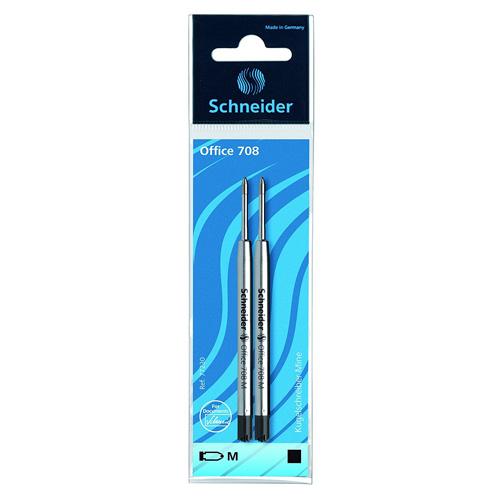 Schneider Kugelschreibermine 708 M