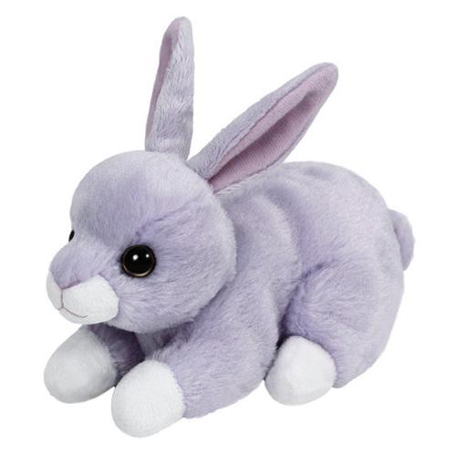 Plyš Beanie Babies Ty Fialový králíček, 15 cm