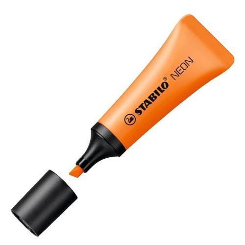 Zvýrazňovač Stabilo Neon, oranžový