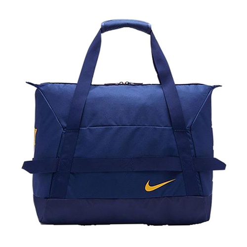 Taška Nike FC Barcelona Stadium Duffle Bag | Modrá | Objem 63 l