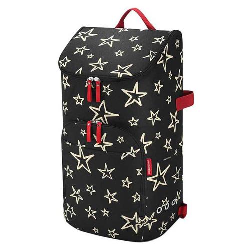 Nákupní batoh Reisenthel Černý s hvězdami | citycruiser bag