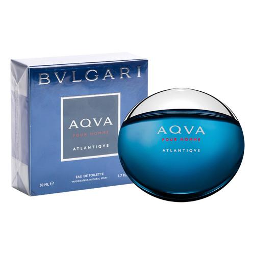 Toaletní voda Bvlgari Aqva Pour Homme Atlantiqve, 50 ml