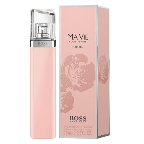 Parfémová voda Hugo Boss Boss Ma Vie Florale, 75 ml