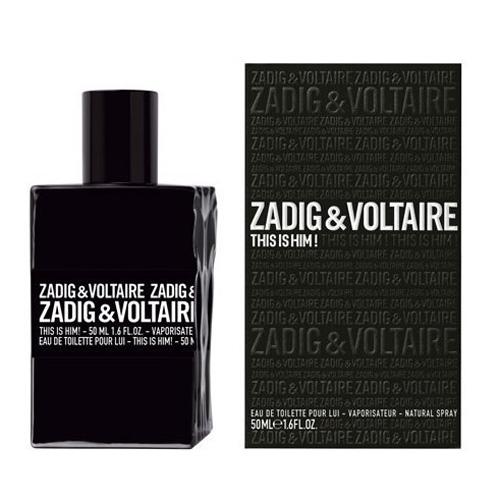 Toaletní voda Zadig & Voltaire This is Him!, 50 ml