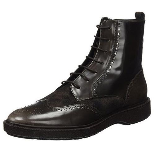 Dámské kotníkové boty Geox Prestyn Dk Coffee, D745WA-038PV-C6024, vel. 39