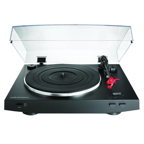 Gramofon Audio-technica AT-LP3 Gramofon řemínkový, černý