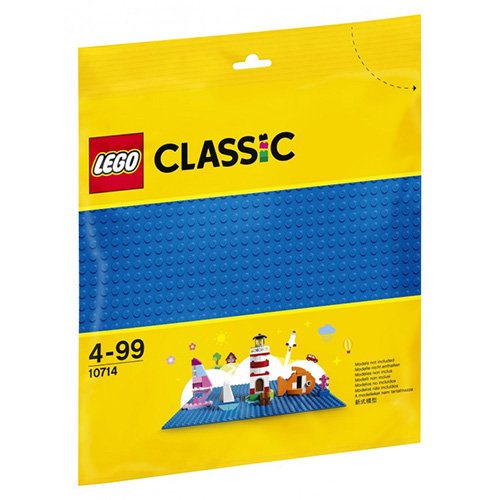 Stavebnice LEGO Classic Modrá podložka, 1 ks
