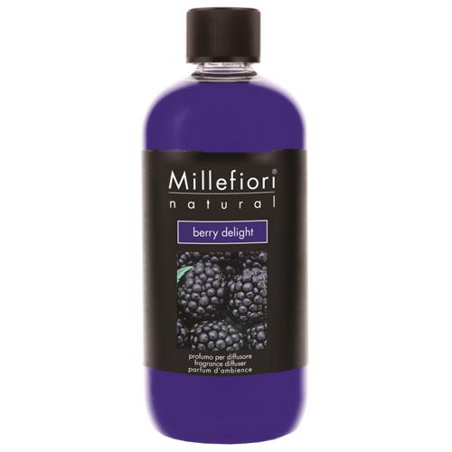 Náplň do difuzéru Millefiori Milano Natural, 500ml/Ovocné potěšení