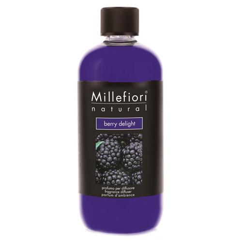 Náplň do difuzéru Millefiori Milano Natural, 250ml/Ovocné potěšení
