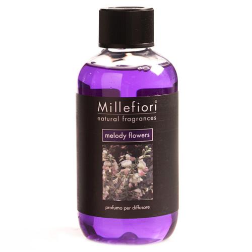 Náplň do difuzéru Millefiori Milano Natural, 250ml/Akordy květin