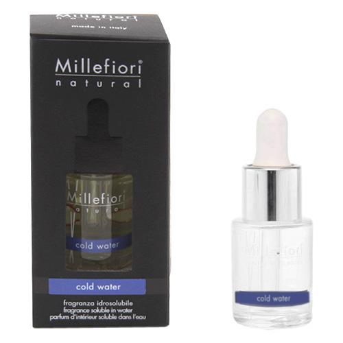 Aroma olej Millefiori Milano Natural, 15ml/Chladná voda