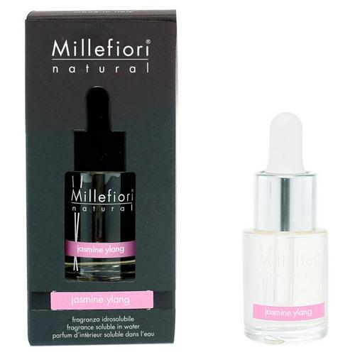 Aroma olej Millefiori Milano Natural, 15 ml/Jasmín a Ylang Ylang