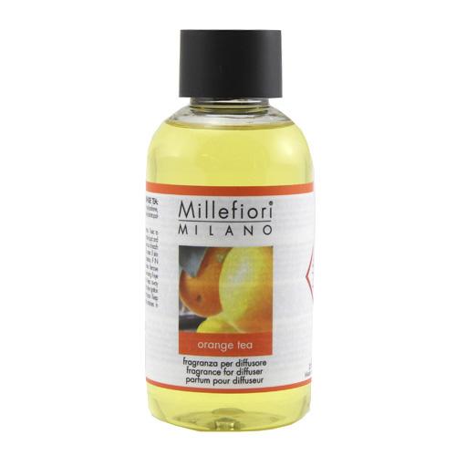 Náplň do difuzéru Millefiori Milano Air Design, 150ml/Pomerančový čaj