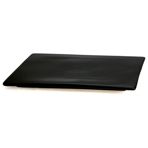 Podstavec Millefiori Milano Air Design, černý lesklý, 19.5x19.5x1.5 cm