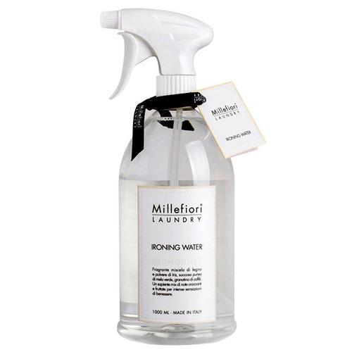 Kropící voda na žehlení Millefiori Milano Laundry, 1000 ml/Narcis