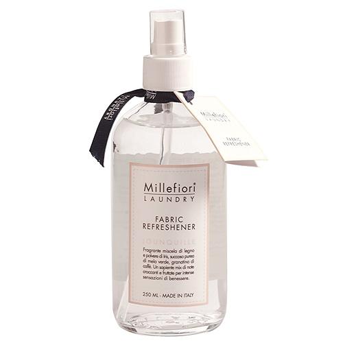 Osvěžovač tkanin Millefiori Milano Laundry, 250 ml/Narcis