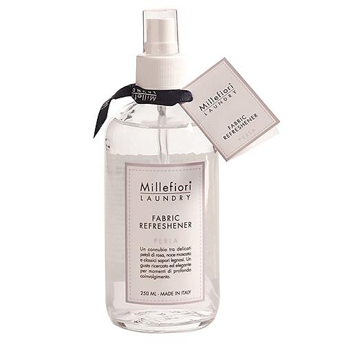 Osvěžovač tkanin Millefiori Milano Laundry, 250 ml/Perla