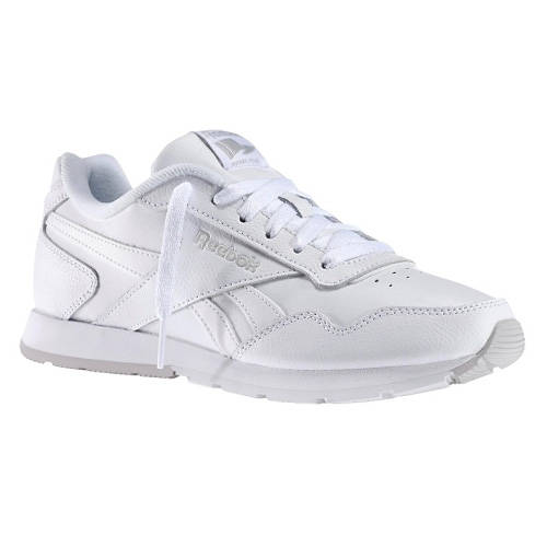 REEBOK ROYAL GLIDE 01 | RUNNING | W | SHOES - LOW (NON FOOTBALL) | WHITE/STEEL/