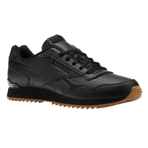 REEBOK ROYAL GLIDE RPLCLP 01 | RUNNING | M | SHOES - LOW (NON FOOTBALL) | BLACK/GUM |