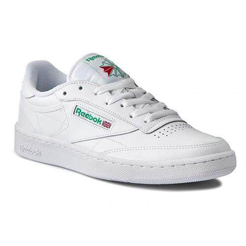 Reebok CLUB C 85 01 | TENNIS | M | SHOES - LOW (NON FOOTBALL) | WHITE/GREEN |