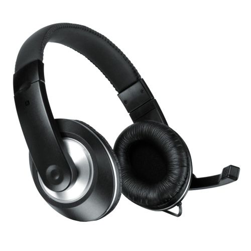 Speed Link THEBE CS Stereo Headset, black