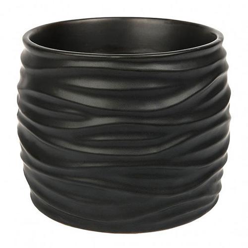 Elektrická aromalampa Yankee Candle Noah Black, Scenterpiece, Easy Meltcup