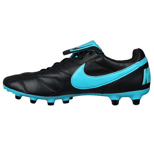 THE NIKE PREMIER II FG 20 | FOOTBALL/SOCCER | MENS | LOW TOP | BLACK/GAMMA BLUE-BLA