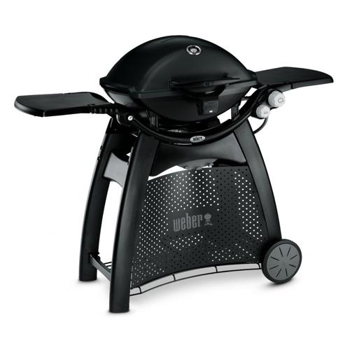 Plynový gril Q 3000 Weber Černý, s Piezo zapalováním