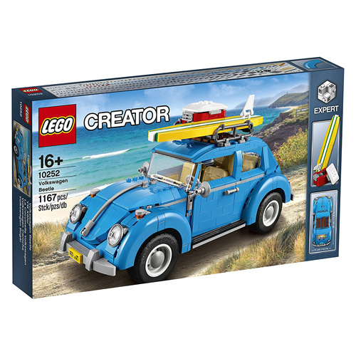 Stavebnice LEGO Creator Expert Volkswagen Brouk, 1167 dílků