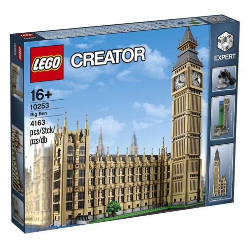 Stavebnice LEGO Creator Expert Big Ben, 4163 dílků