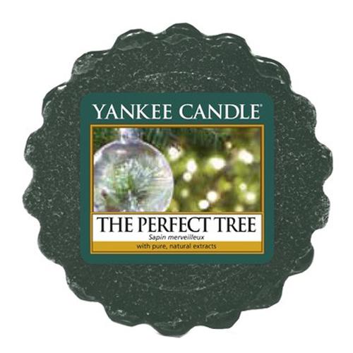 Vonný vosk Yankee Candle Dokonalý stromek, 22 g
