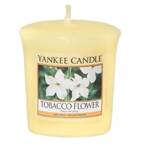 Svíčka Yankee Candle Tabákový květ, 49 g