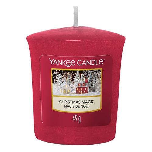 Svíčka Yankee Candle Vánoční kouzlo, 49 g
