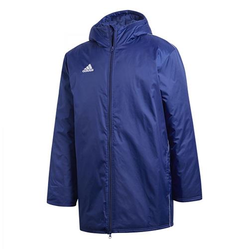 Bunda Adidas CORE18 STD JKT   Tmavě modrá   L